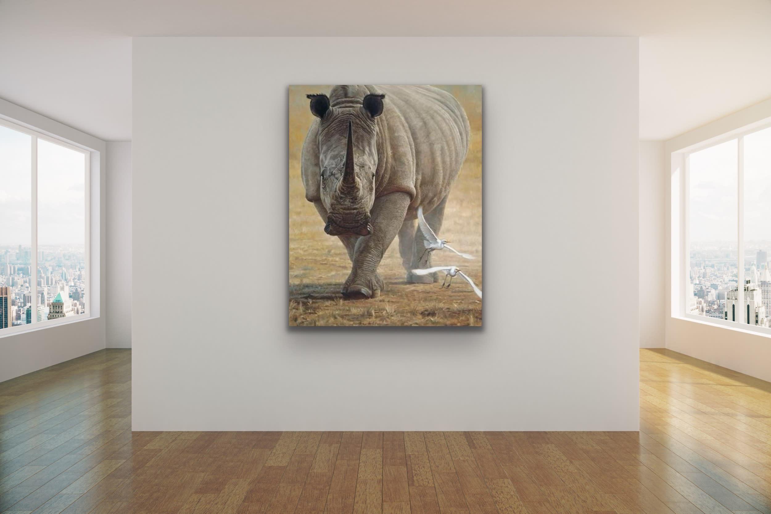 <div class='title'>           John Banovich Wildlife Africa Art Kammy Hodges Maui Art Galleries Lahaina 39         </div>