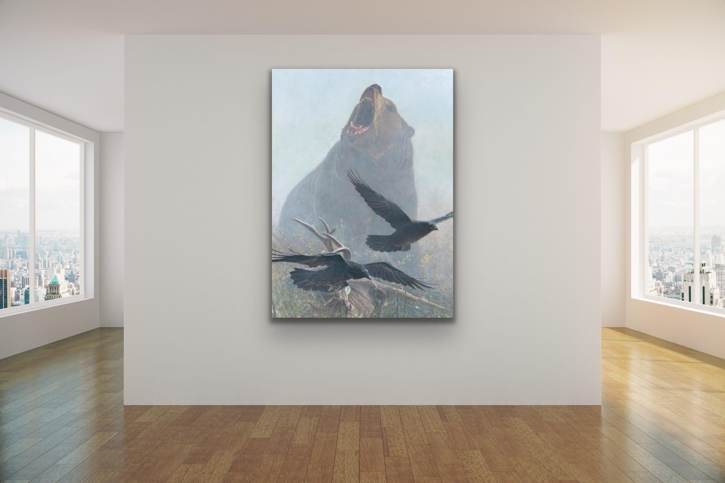 <div class='title'>           John Banovich Wildlife Africa Art Kammy Hodges Maui Art Galleries Lahaina 40         </div>