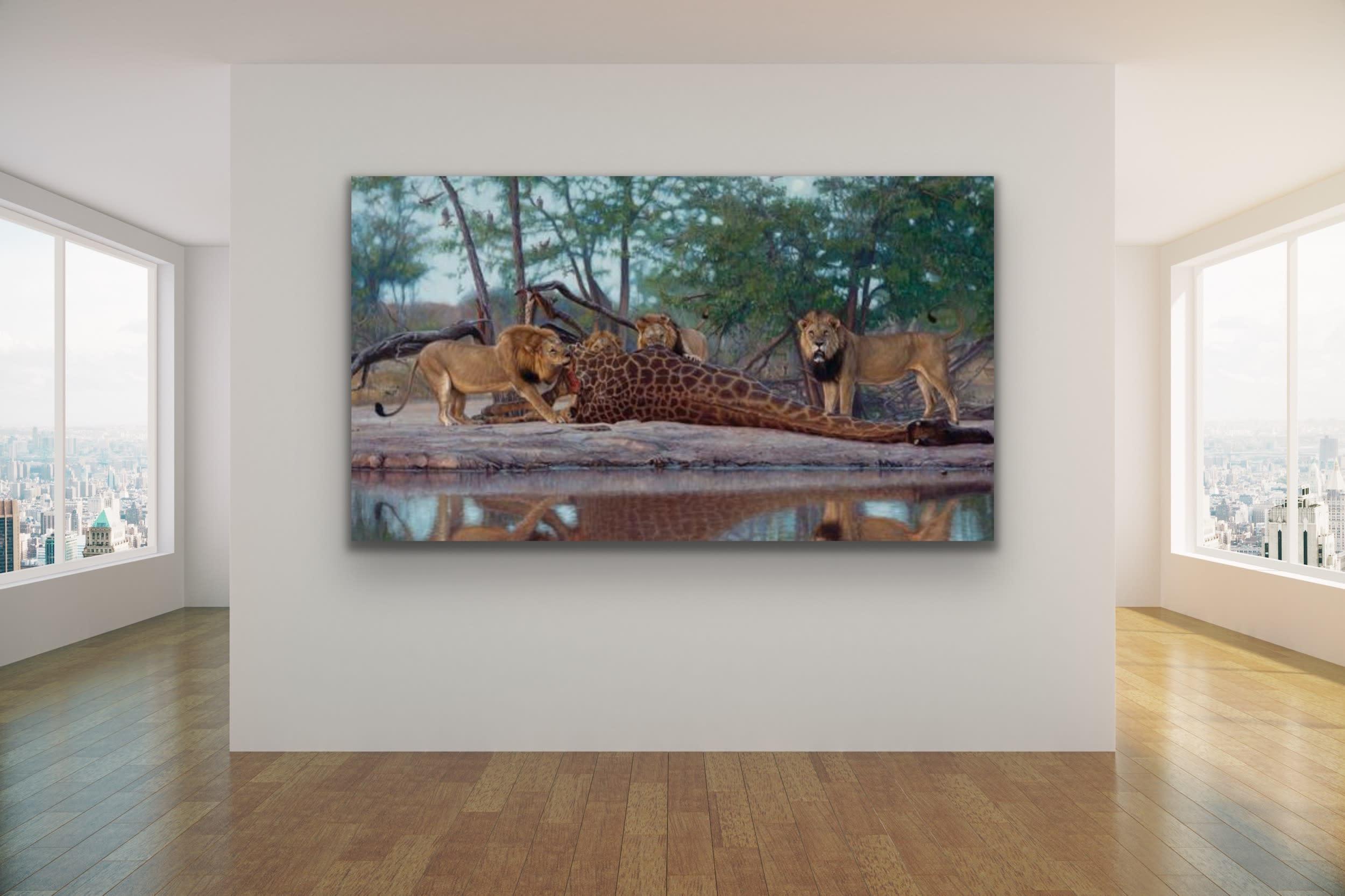 <div class='title'>           John Banovich Wildlife Africa Art Kammy Hodges Maui Art Galleries Lahaina 51         </div>