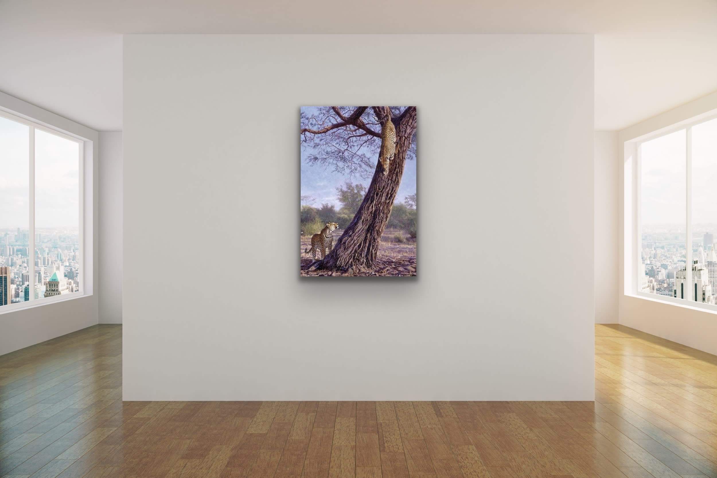 <div class='title'>           John Banovich Wildlife Africa Art Kammy Hodges Maui Art Galleries Lahaina 62         </div>
