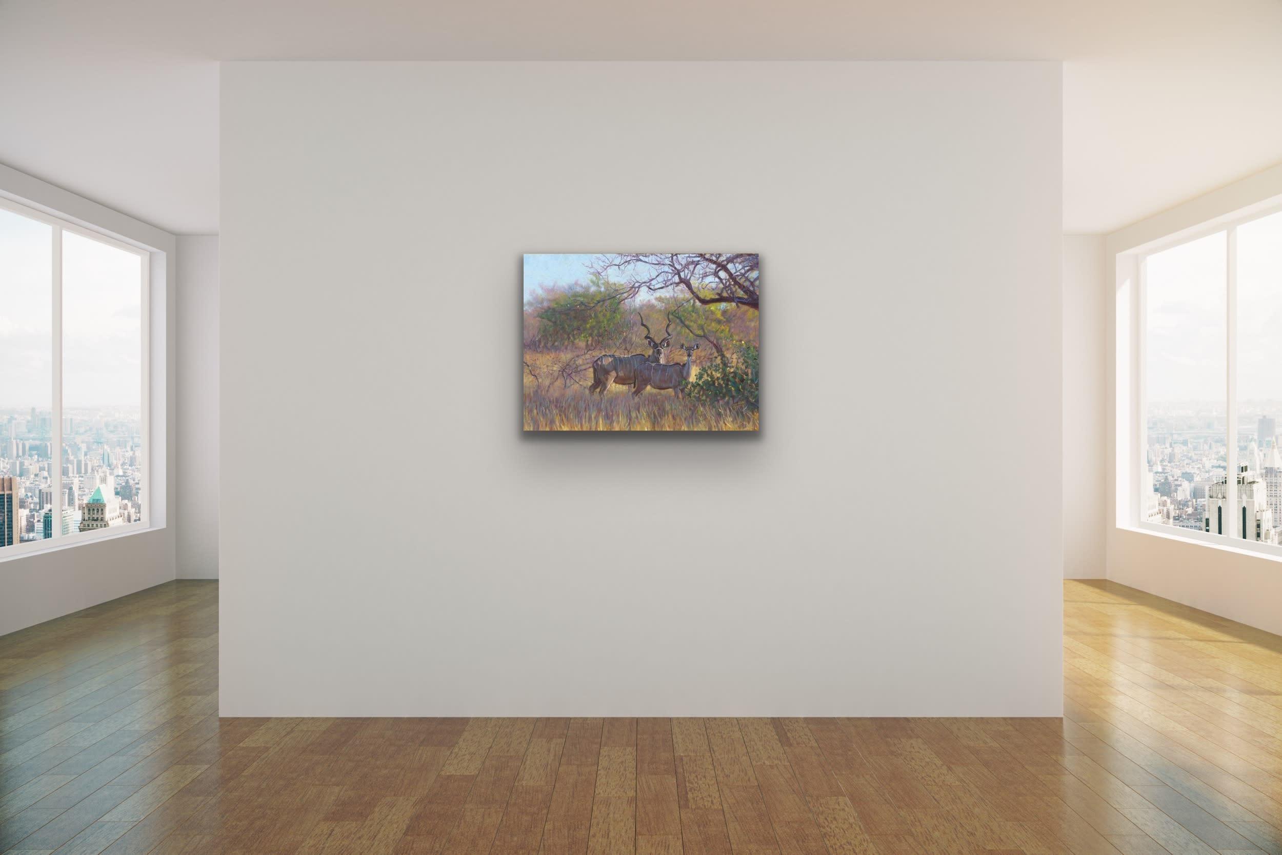 <div class='title'>           John Banovich Wildlife Africa Art Kammy Hodges Maui Art Galleries Lahaina 60         </div>