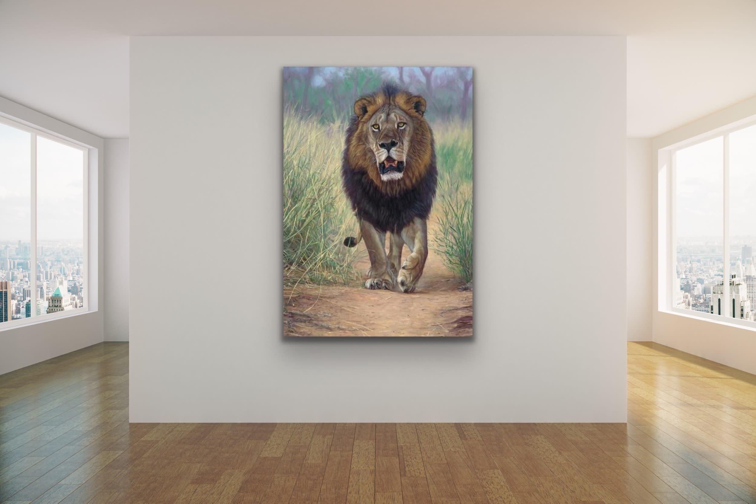 <div class='title'>           John Banovich Wildlife Africa Art Kammy Hodges Maui Art Galleries Lahaina 64         </div>