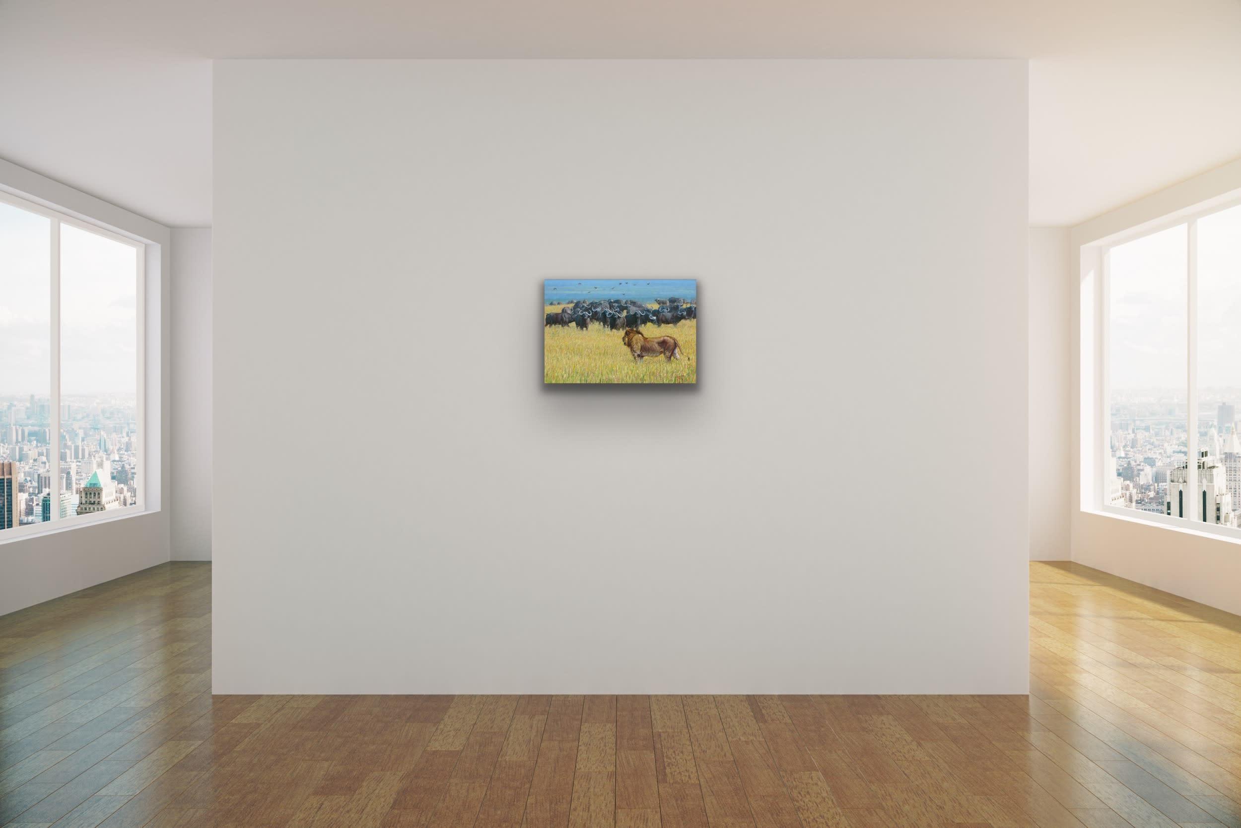 <div class='title'>           John Banovich Wildlife Africa Art Kammy Hodges Maui Art Galleries Lahaina 79         </div>
