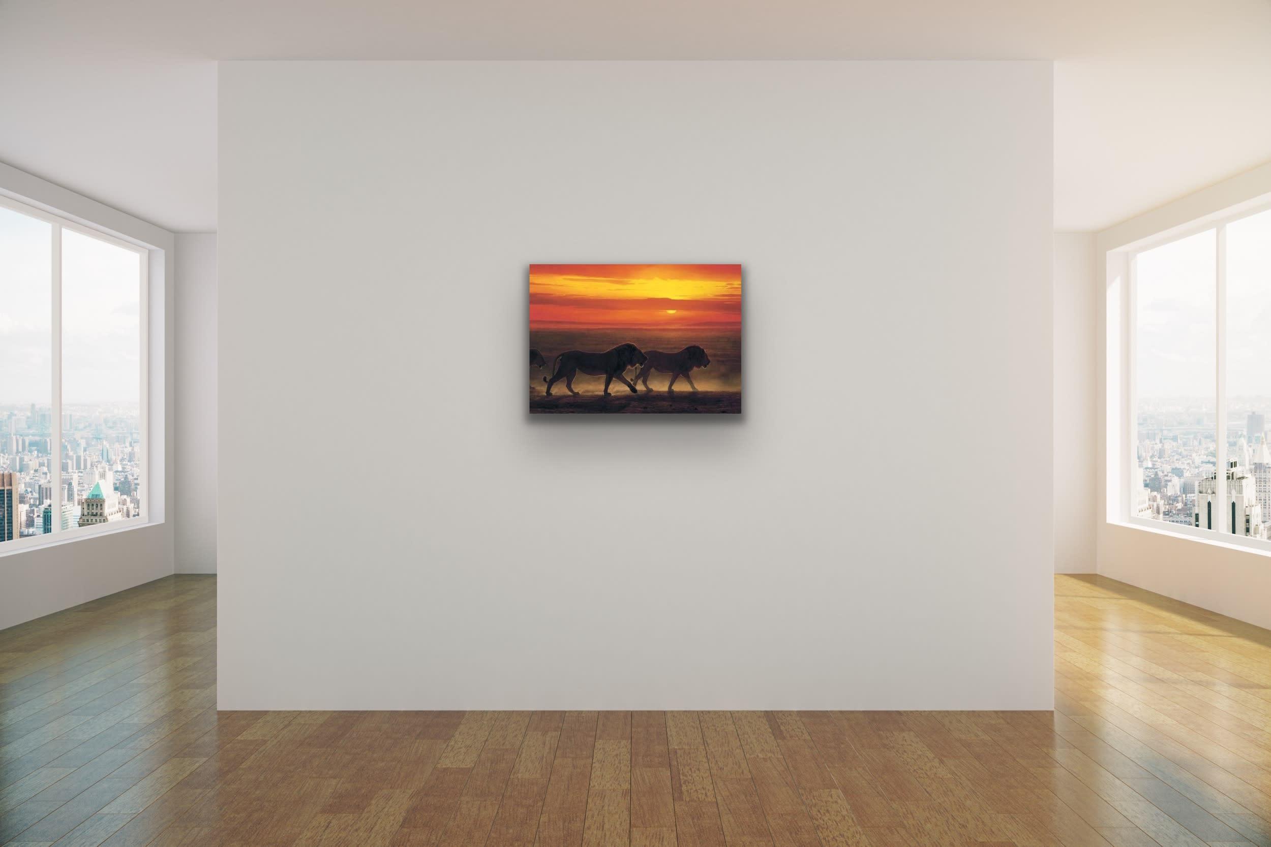 <div class='title'>           John Banovich Wildlife Africa Art Kammy Hodges Maui Art Galleries Lahaina 76         </div>