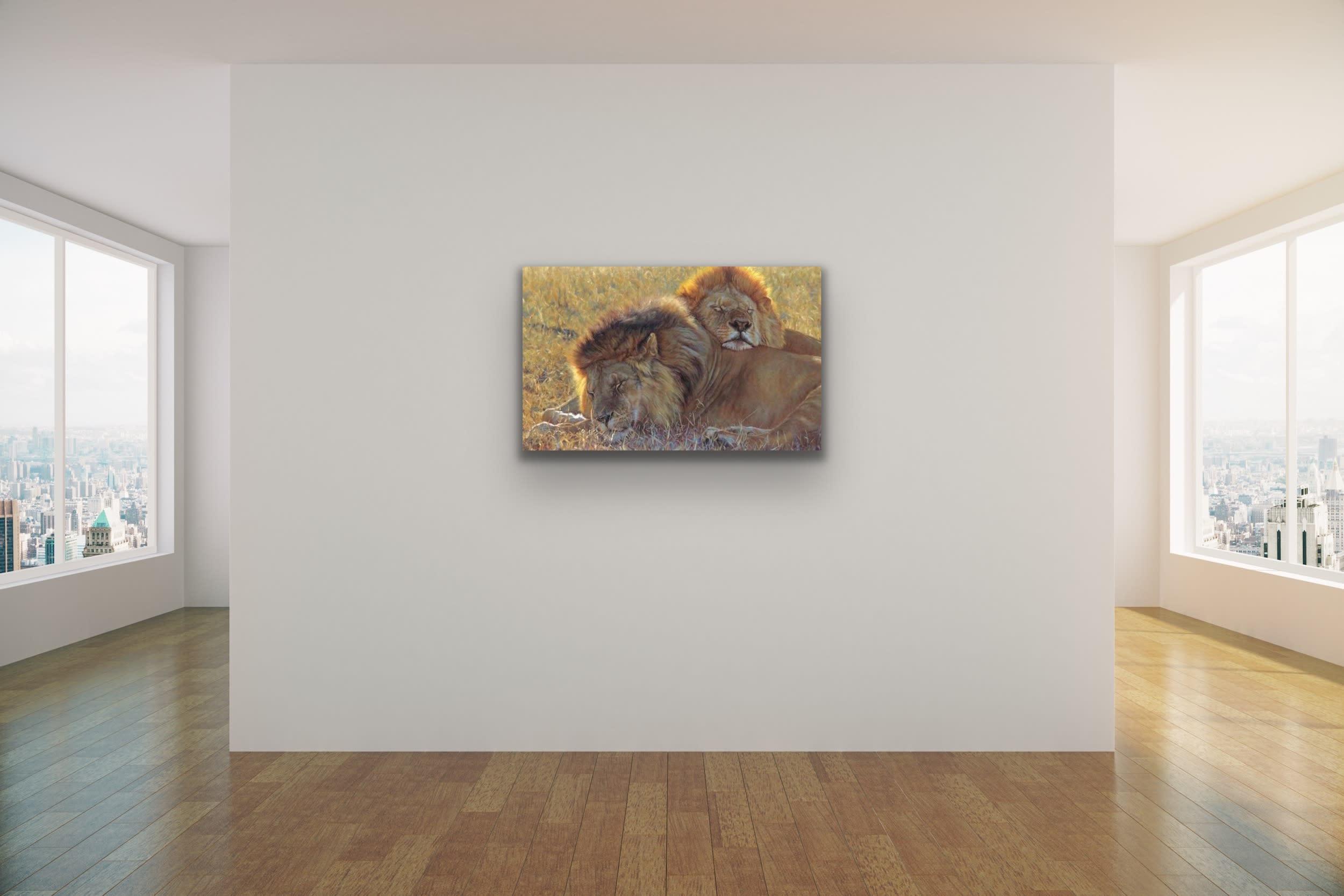 <div class='title'>           John Banovich Wildlife Africa Art Kammy Hodges Maui Art Galleries Lahaina 82         </div>
