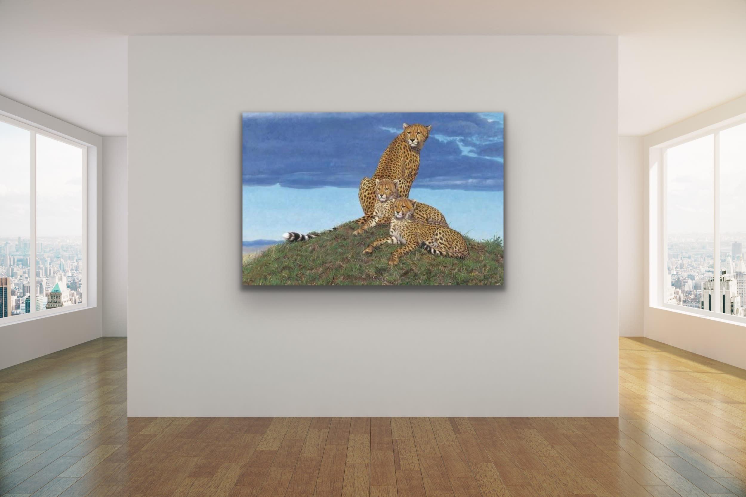 <div class='title'>           John Banovich Wildlife Africa Art Kammy Hodges Maui Art Galleries Lahaina 100         </div>