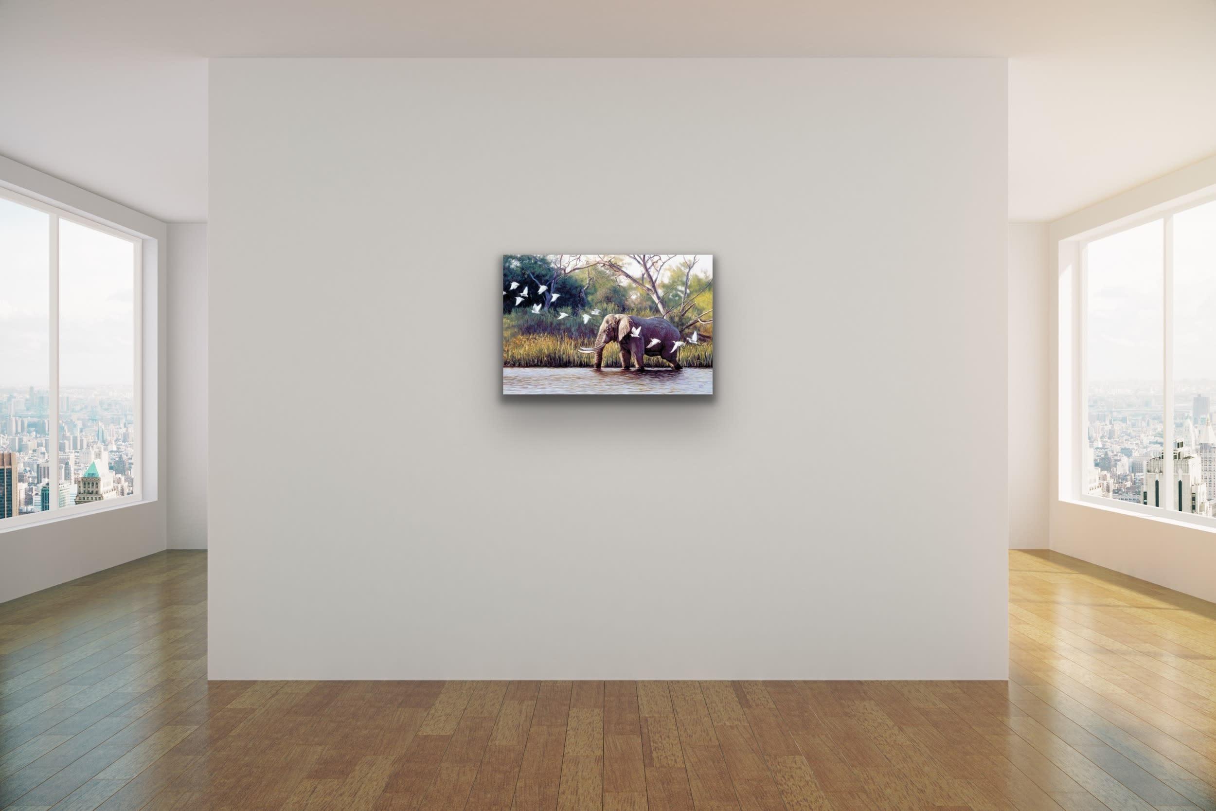 <div class='title'>           John Banovich Wildlife Africa Art Kammy Hodges Maui Art Galleries Lahaina 99         </div>