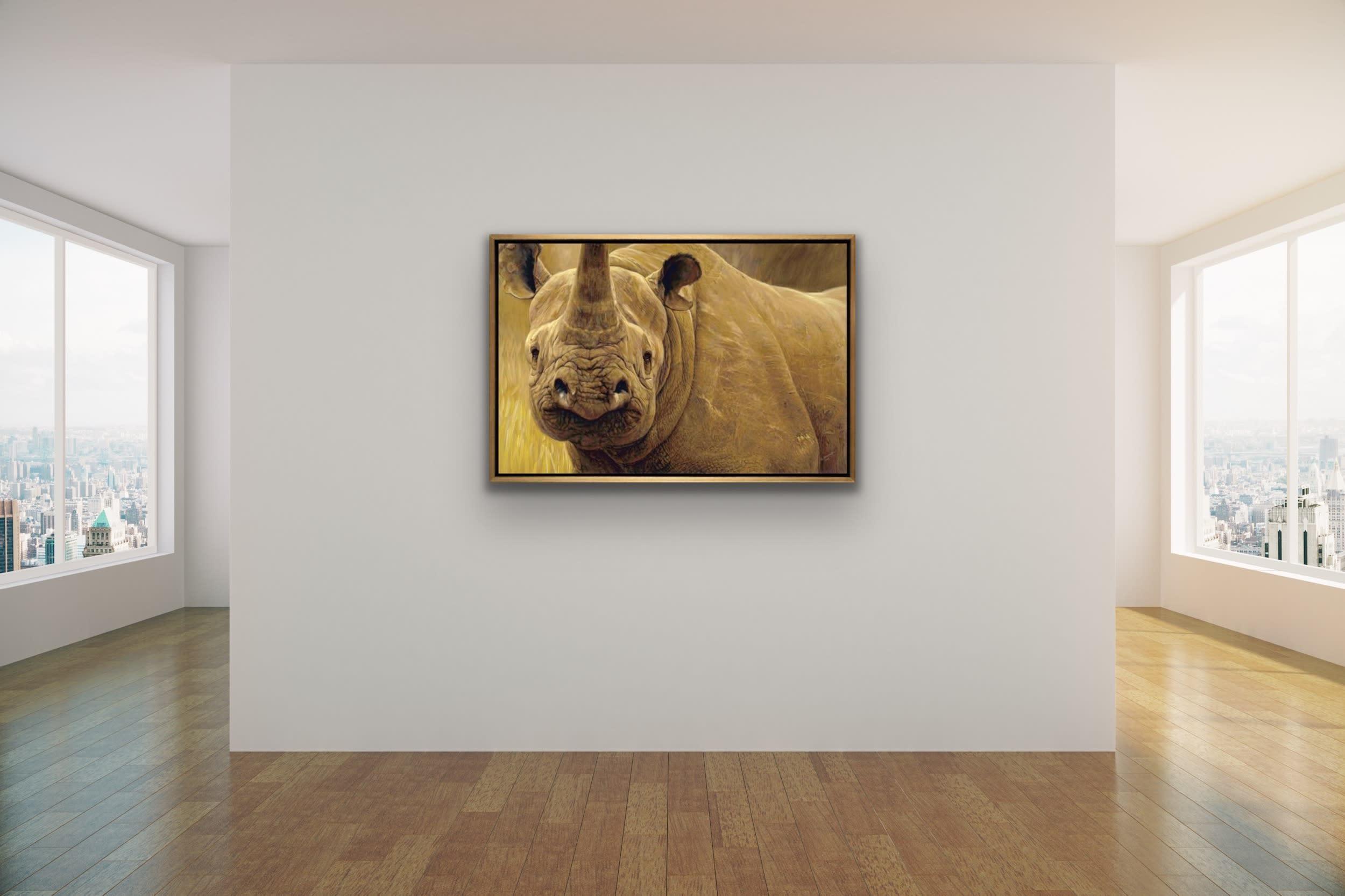 <div class='title'>           John Banovich Wildlife Africa Art Kammy Hodges Maui Art Galleries Lahaina 108         </div>