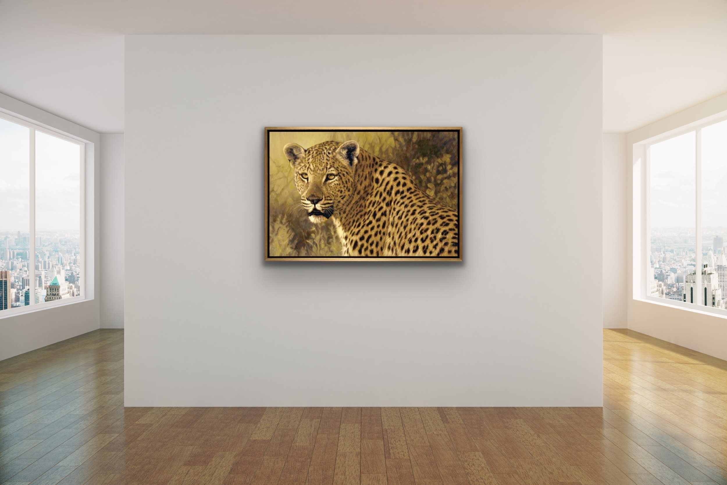 <div class='title'>           John Banovich Wildlife Africa Art Kammy Hodges Maui Art Galleries Lahaina 107         </div>