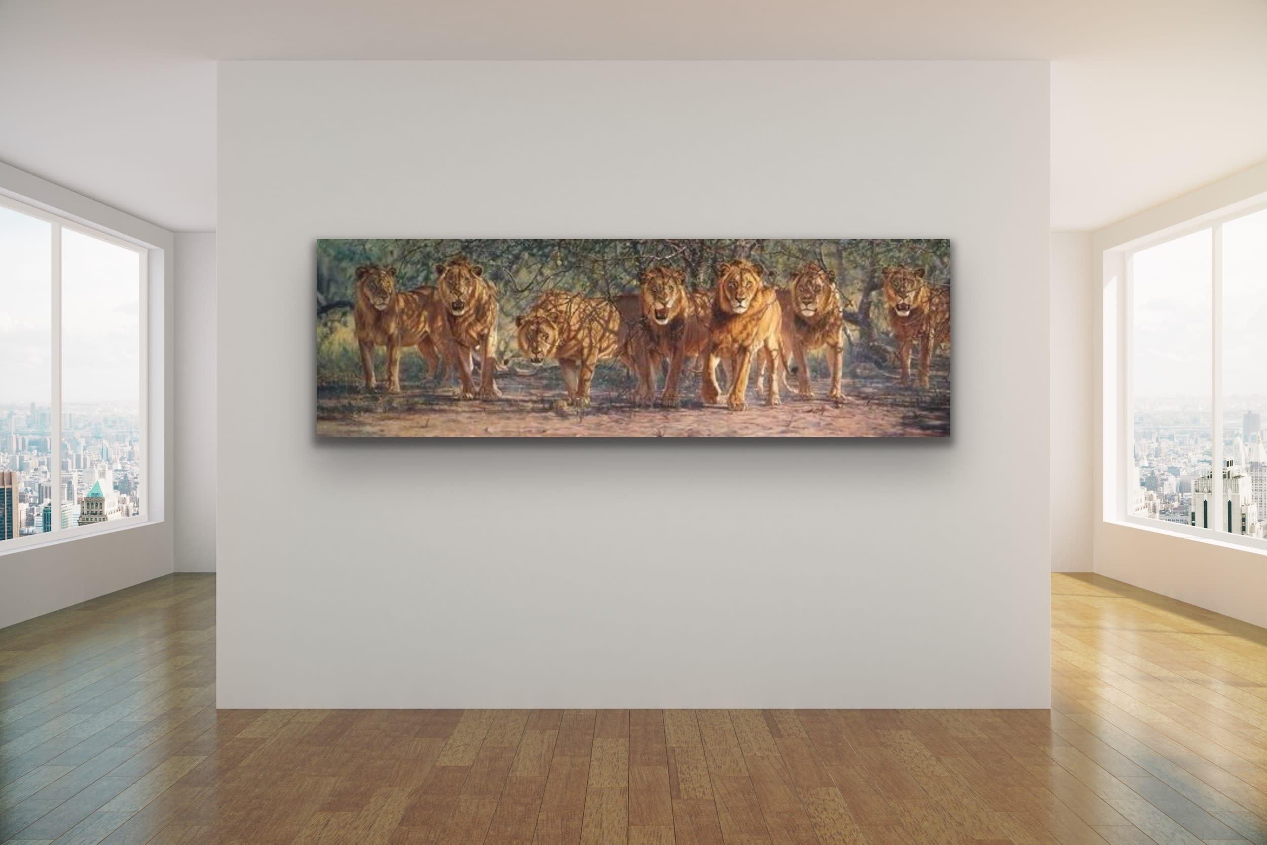 <div class='title'>           John Banovich Wildlife Africa Art Kammy Hodges Maui Art Galleries Lahaina 111         </div>