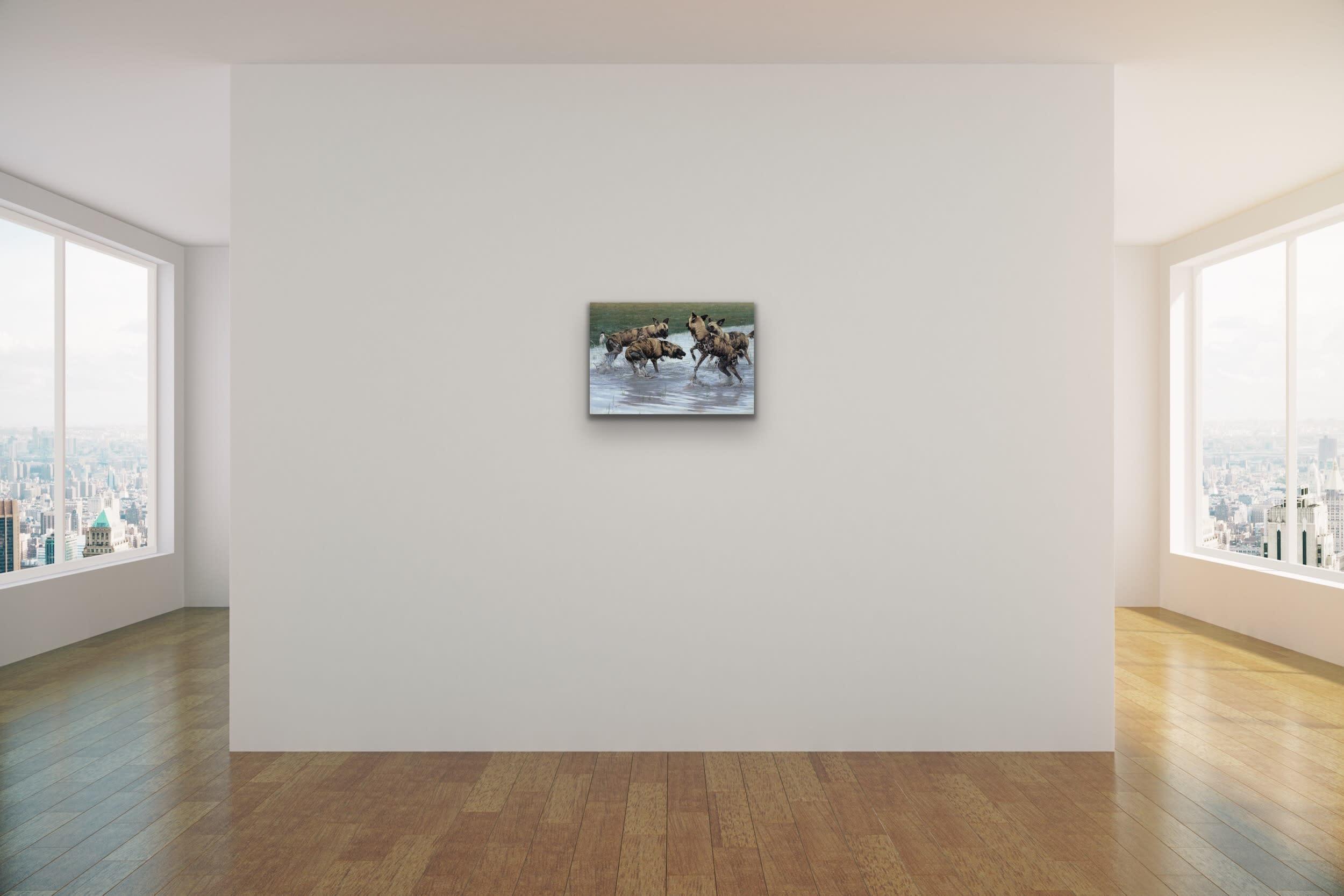 <div class='title'>           John Banovich Wildlife Africa Art Kammy Hodges Maui Art Galleries Lahaina 3         </div>