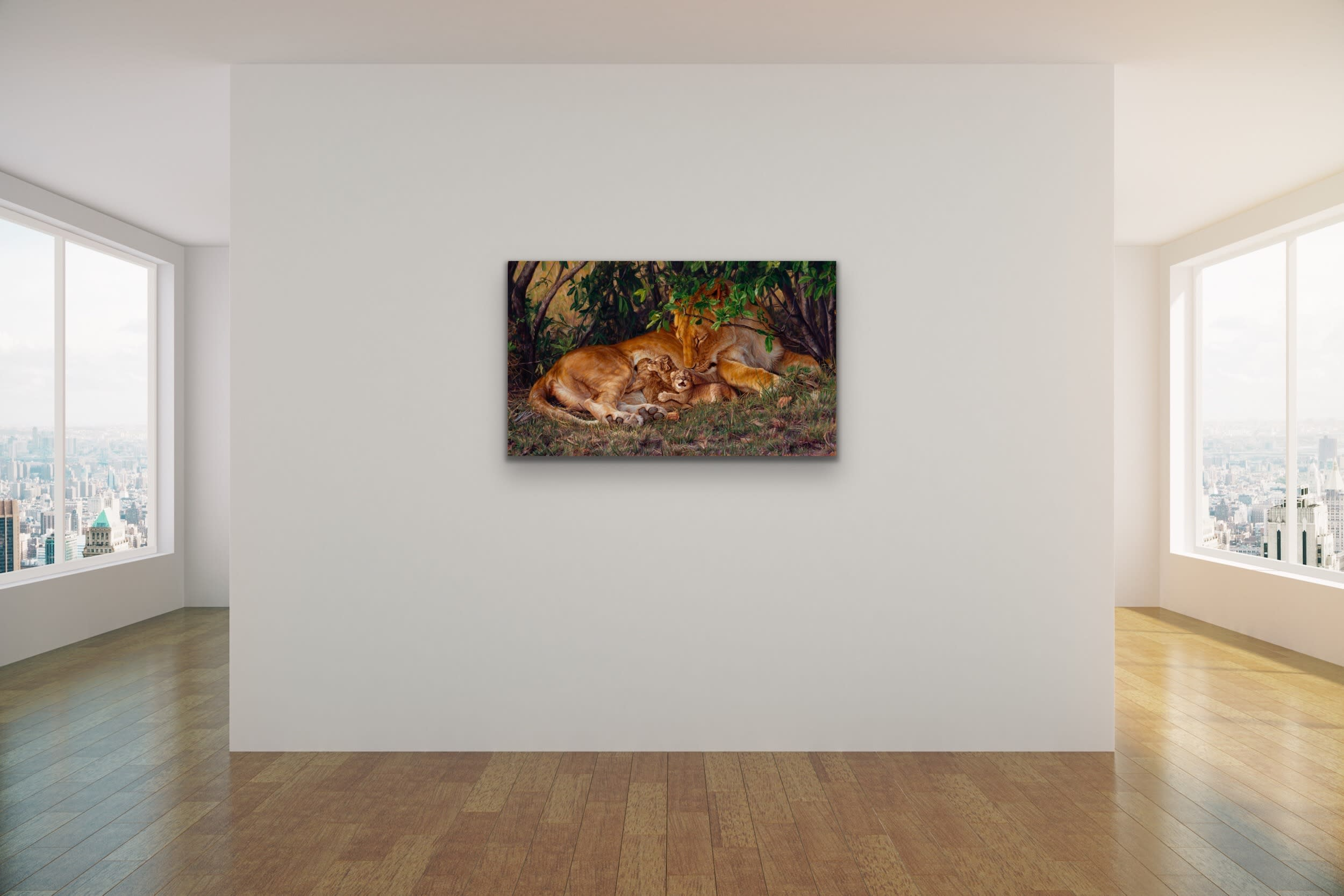 <div class='title'>           John Banovich Wildlife Africa Art Kammy Hodges Maui Art Galleries Lahaina 1         </div>