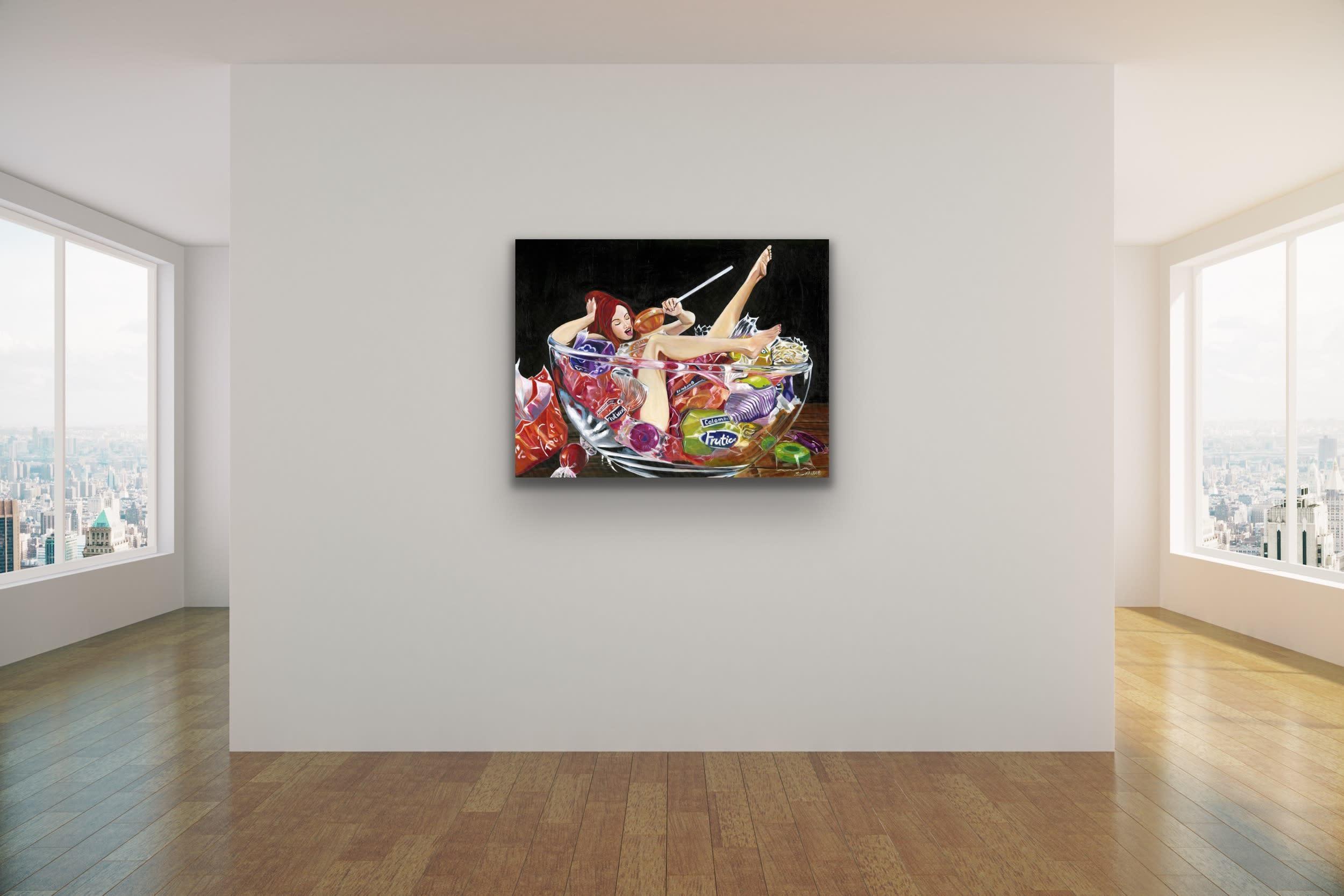 <div class='title'>           Edgar Allan Toh Artist Figurative Playful Paintings Maui Art Gallery Kammy Hodges Evo 2         </div>