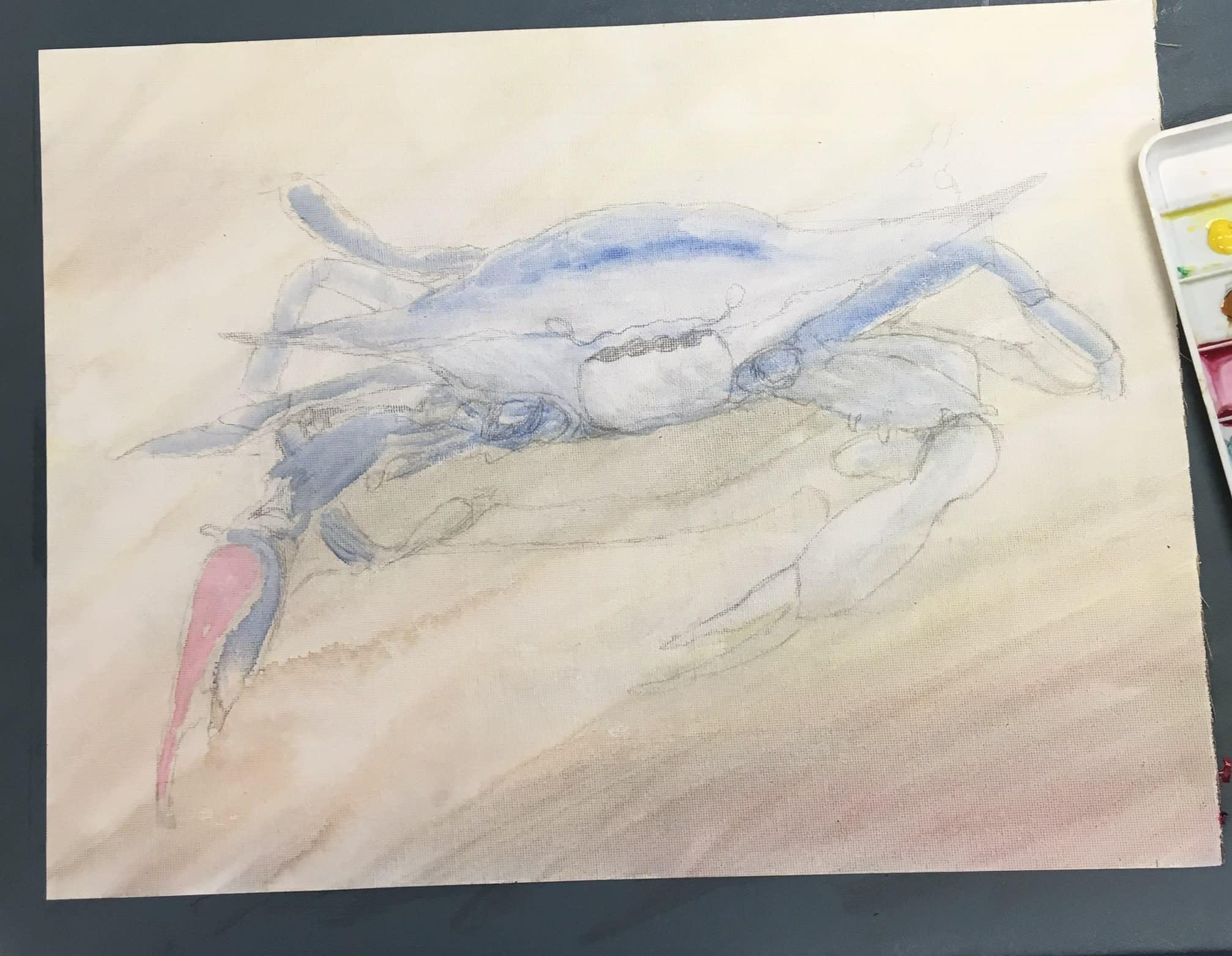 <div class='title'>           Blue Crab         </div>                 <div class='description'>                    </div>