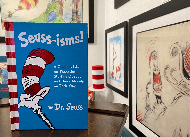<div class='title'>           Seuss-isms!         </div>                 <div class='description'>           A Guide to Life         </div>