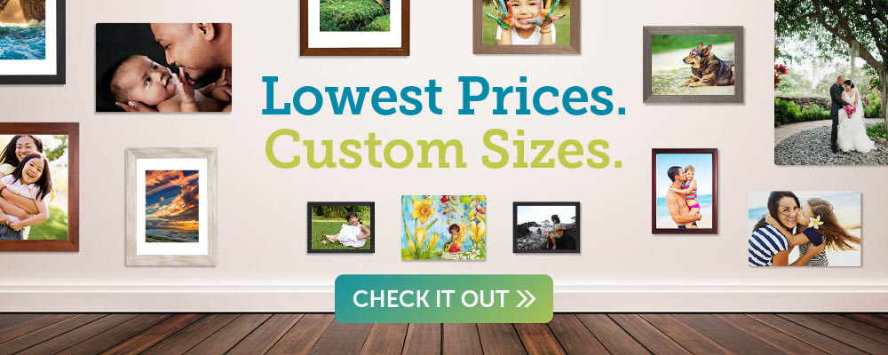 <div class='title'>           Pictures Plus pricing table         </div>                 <div class='description'>           Pricing for metal, canvas and photo paper prints in popular and custom sizes.         </div>