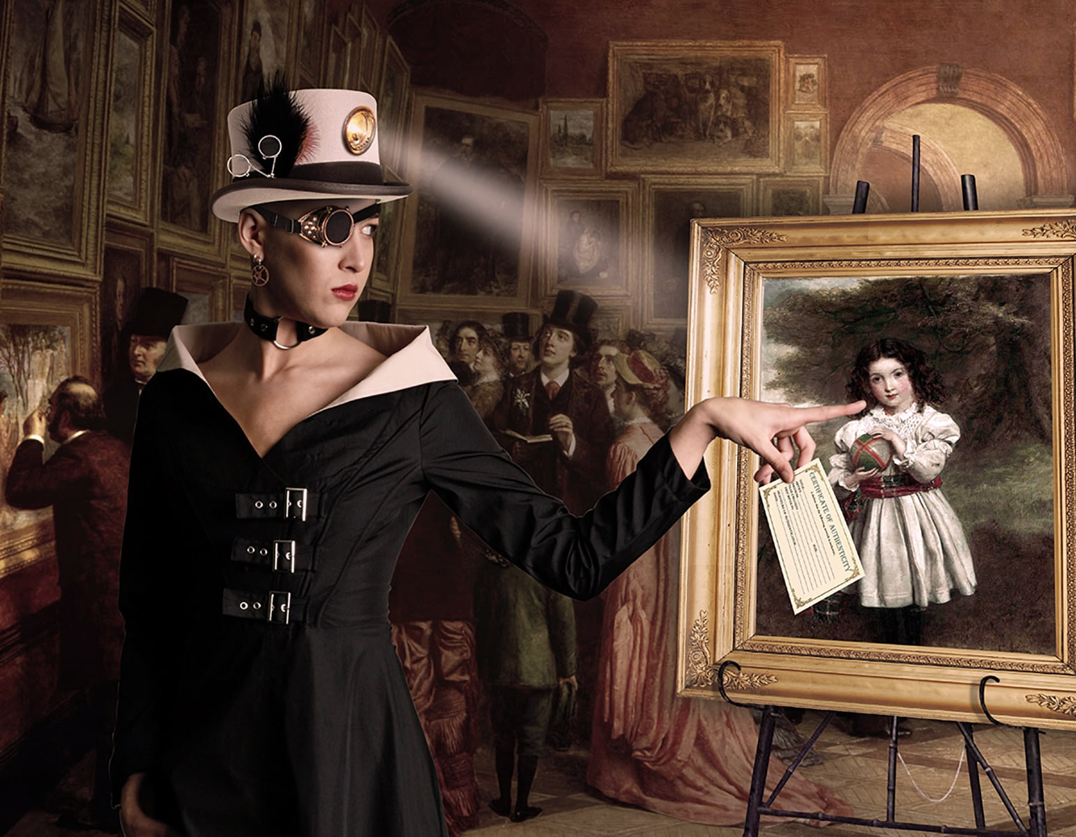 <div class='title'>           The Art Authenticator by Linda Lewis         </div>                 <div class='description'>           If You Love This... View Linda's Portfolio for More!.         </div>