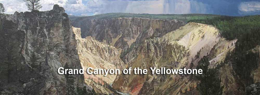 <div class='title'>           Grand Canyon of the Yellowstone         </div>