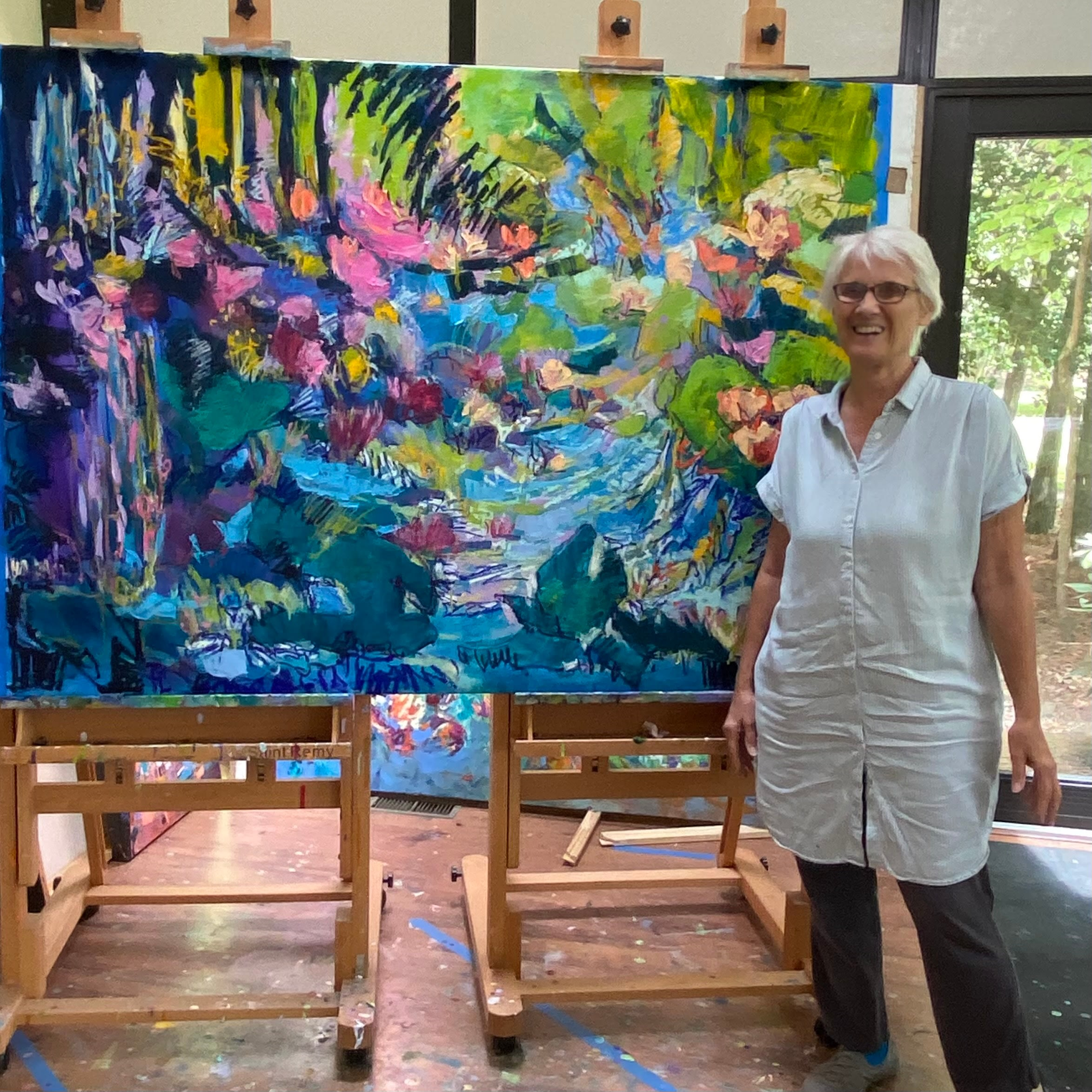 <div class='title'>           See my story of Becoming Faith         </div>                 <div class='description'>           Manifesting Dreams with a Paintbrush and a Prayer         </div>