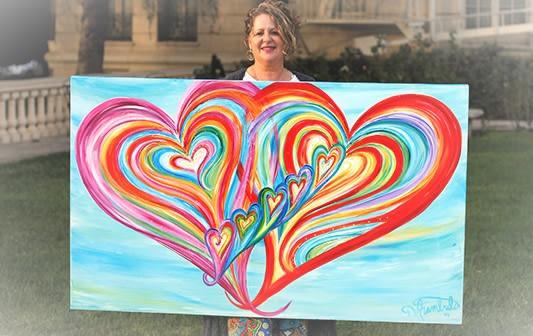 <div class='title'>           Heart Portrait at CCINT         </div>