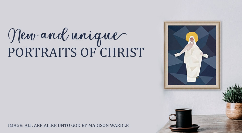 All are alike unto god by madison wardle portraits of christ banner nlrcnf