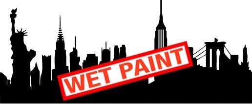Wet Paint NYC