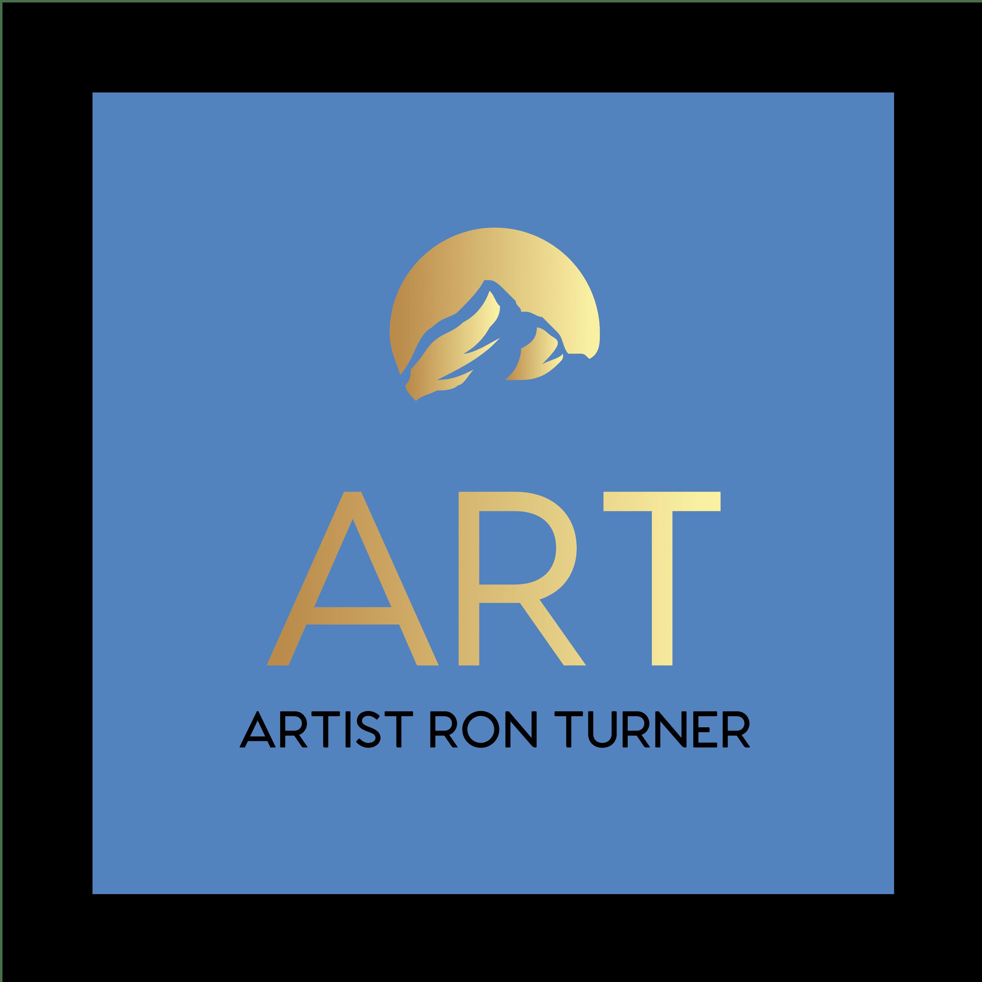 Artist Ron Turner