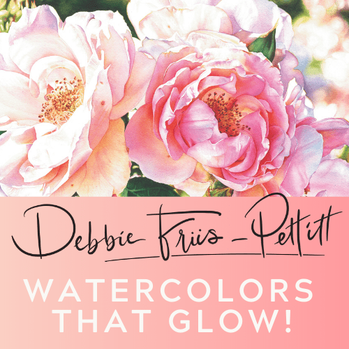 Debbie Friis-Pettitt Fine Art Watercolors