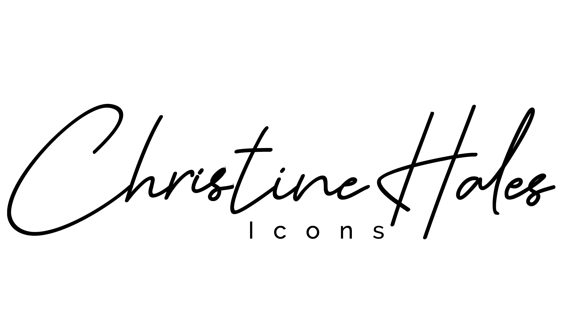 Christine Hales Icons