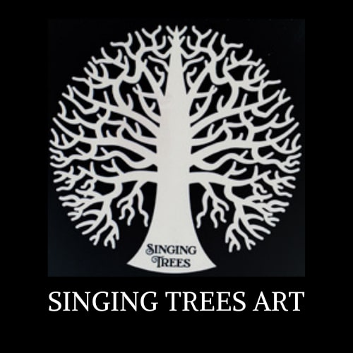 Singing Trees Art: Kitty Paino - Art of the Pacific NW