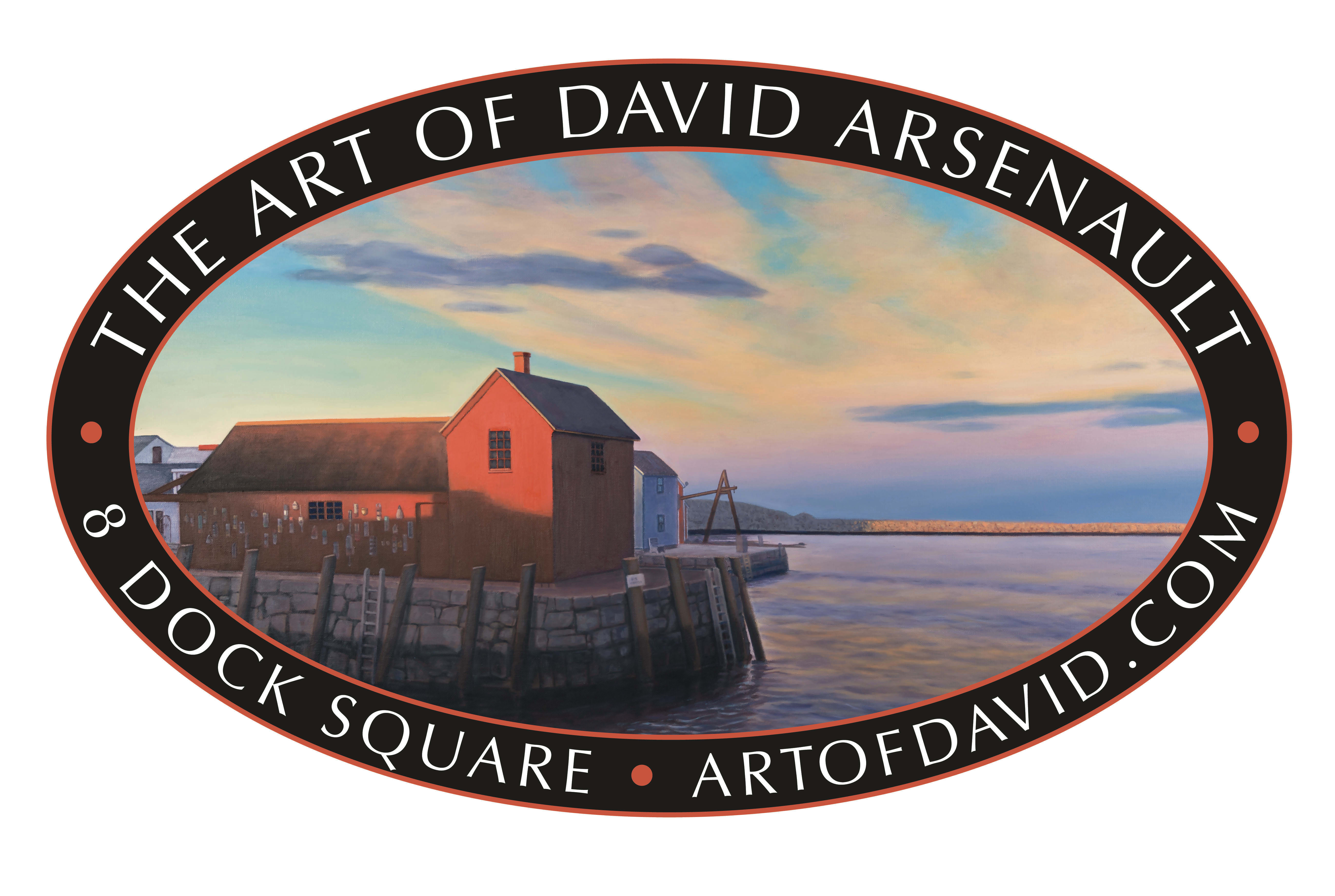 THE ART OF DAVID ARSENAULT