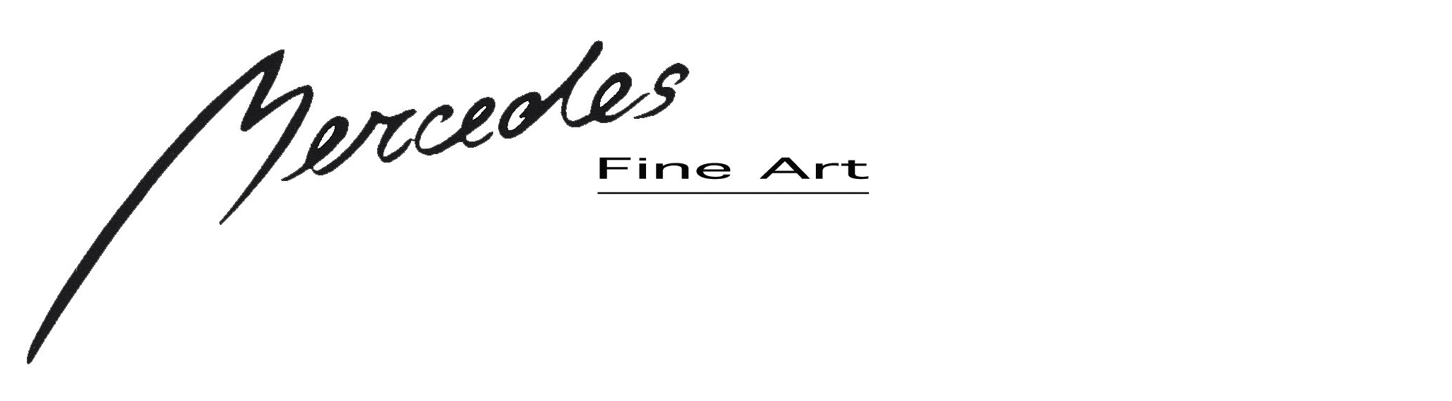 Mercedes Fine Art