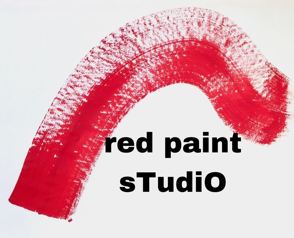 L BaLoMbiNi / red paint studio