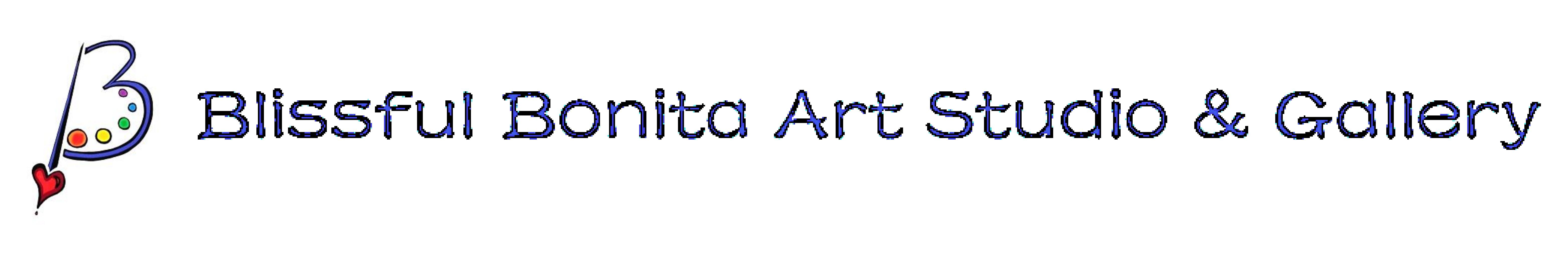 Blissful Bonita Art