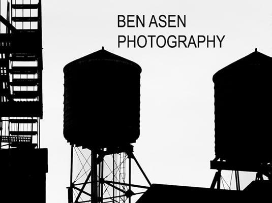 BEN ASEN PHOTOGRAPHY