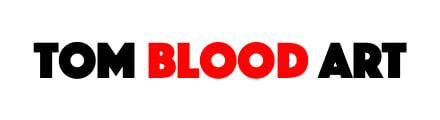 tom blood art
