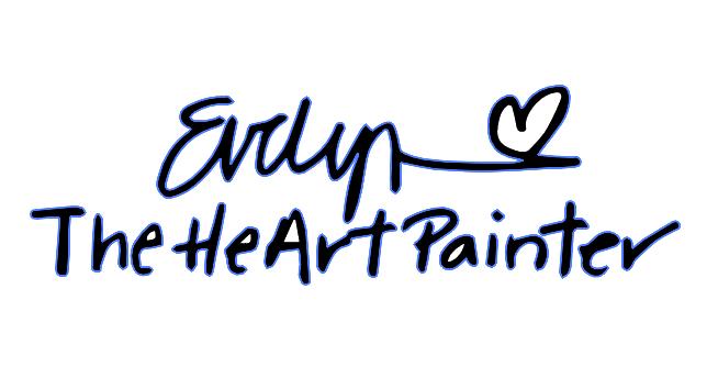 Evelyn Ballin The HeArt Painter