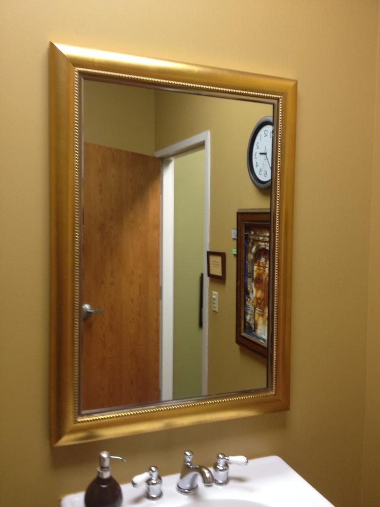 Custom Cut Mirrors Mirror Frames Naperville Il