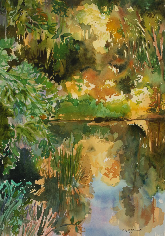 Kingsley pond 14 22x20 watercolor cp 72dpi ay7ruh