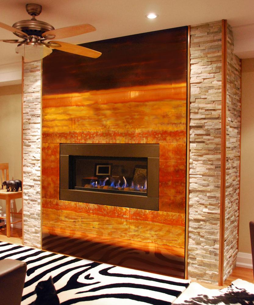 copper wall art home decor by metal artist adam colangelo