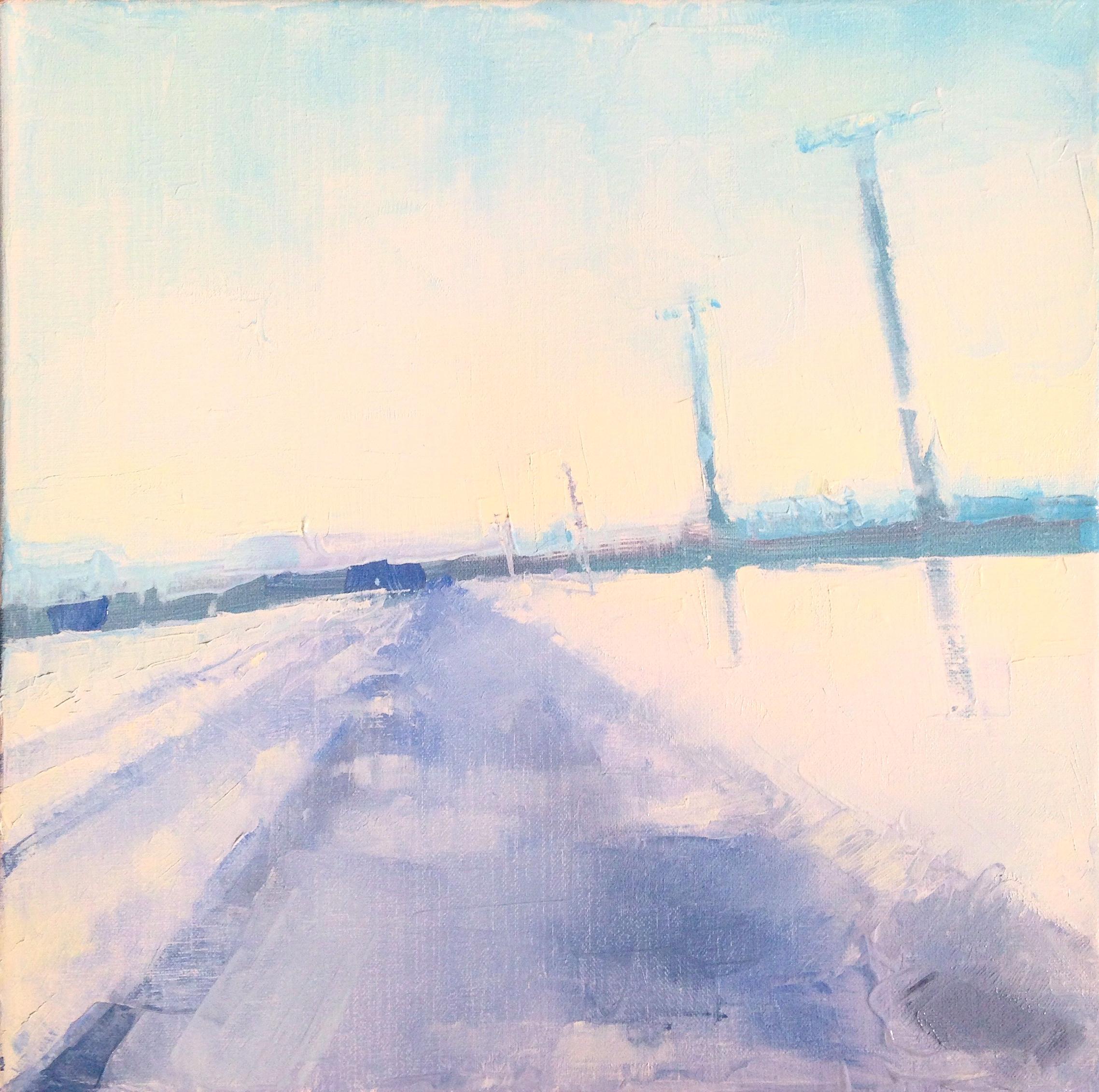 15 schmitz southbound to middlebury oil on canvas 12x12 500 fg1ewb