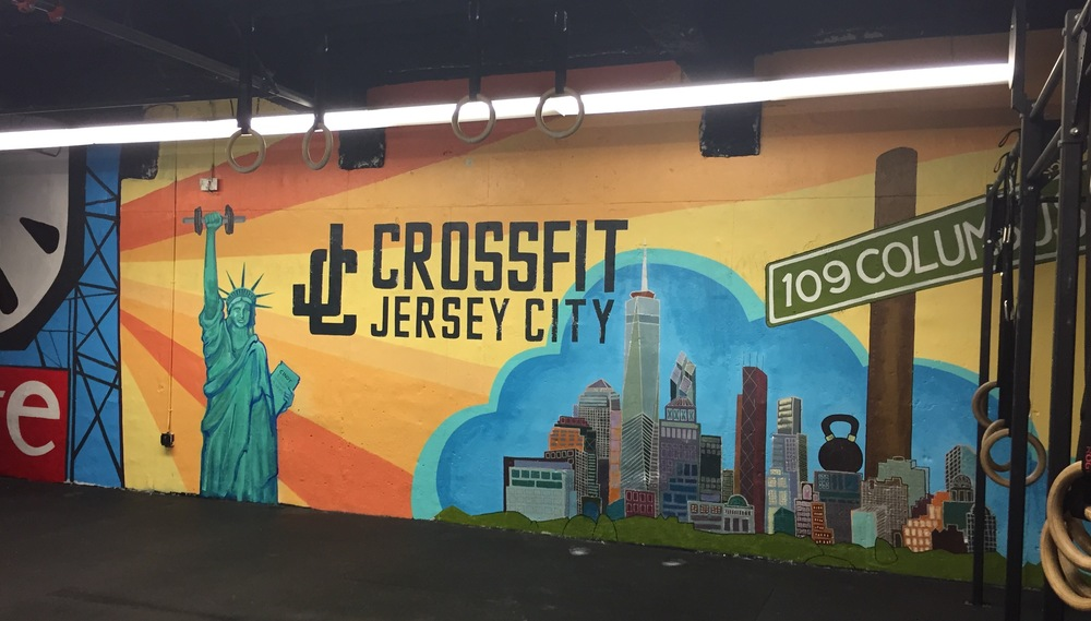 Crossfit Jersey City NJ