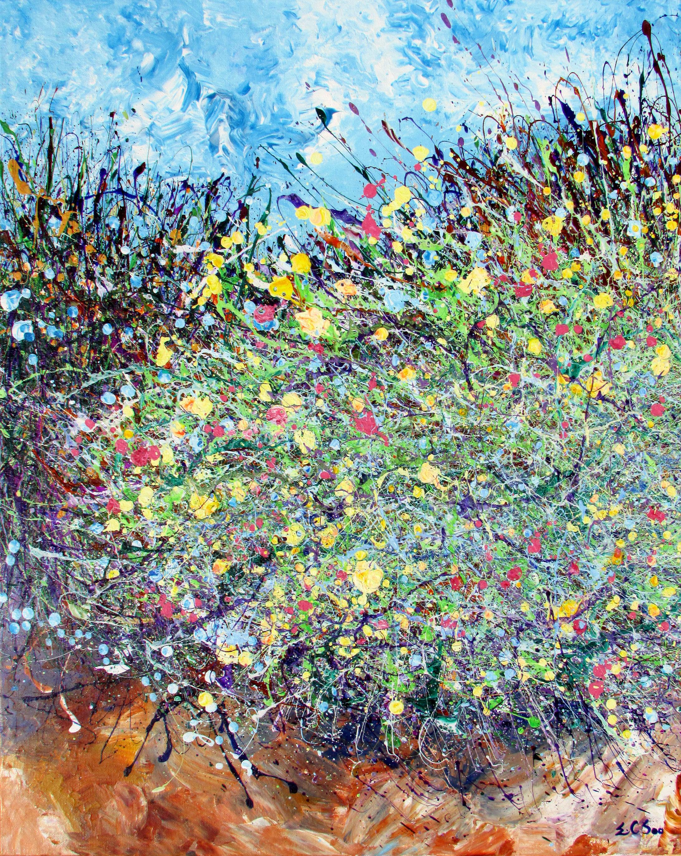 4 desert wildflowers 21 30x24 iqi0nd