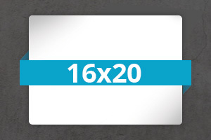 Metal 16x20 caemwo