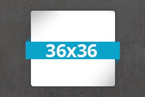 Metal 36x36 lfsbcy