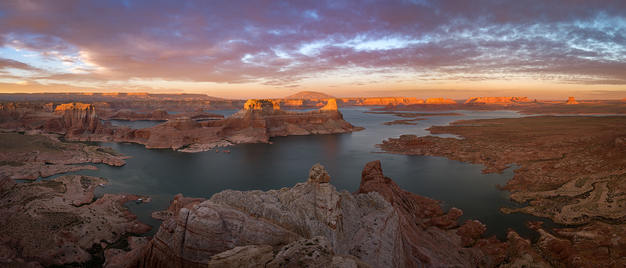 <div class='title'>           Southern Utah Photography Light and Impressions Lake Powell         </div>                 <div class='description'>           Lake Powell Sunset         </div>