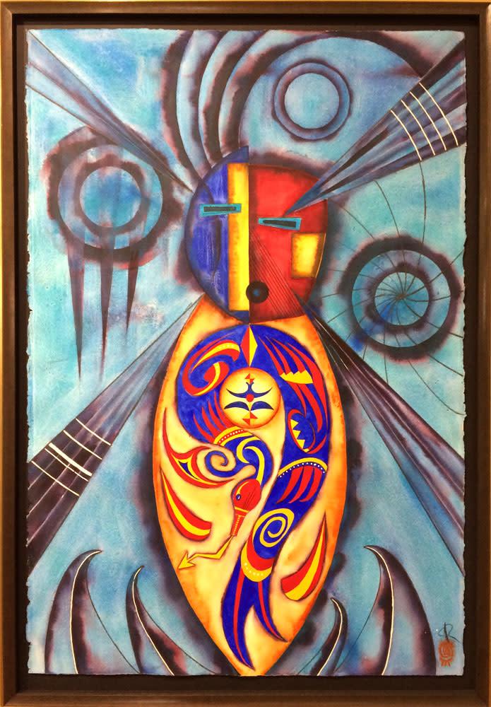The shamans journey in the beginning we were one lli6yw