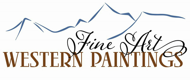 Fine Art Western Paintings