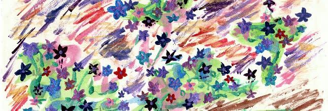 <div class='title'>           petit flowers slide         </div>