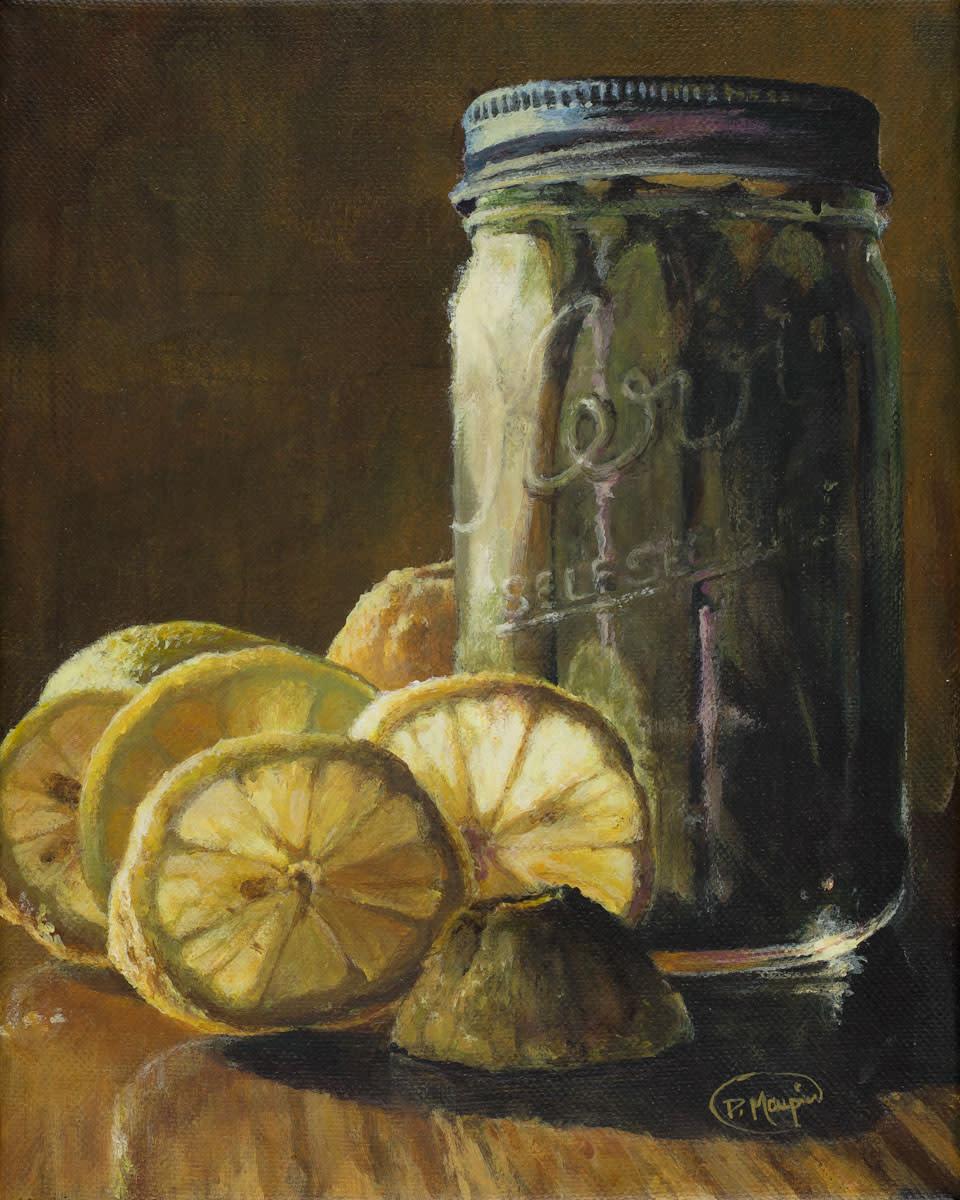 Pickles lemons lores fabxnb